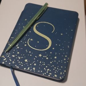 ECCOLO Pocket Journal with pen.